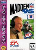 Madden NFL 95 (Game Gear)