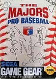 Majors Pro Baseball (Game Gear)