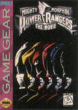 Mighty Morphin Power Rangers: The Movie (Game Gear)