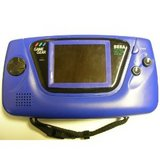 Sega Game Gear -- Blue Model (Game Gear)