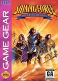 Shining Force: The Sword of Hajya (Game Gear)