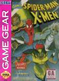 Spider-Man and the X-Men: Arcade's Revenge (Game Gear)