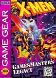 X-Men: GamesMaster's Legacy (Game Gear)