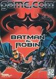 Batman & Robin (Game.com)