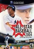 All-Star Baseball 2004 (GameCube)