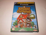 Animal Crossing -- Box Only (GameCube)