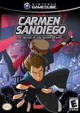 Carmen Sandiego: The Secret of the Stolen Drums (GameCube)