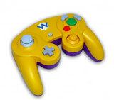 Controller -- Club Nintendo Edition: Wario (GameCube)