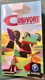 Cubivore: Survival of the Fittest -- Manual Only (GameCube)