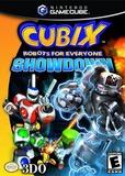 Cubix: Robots for Everyone: Showdown (GameCube)