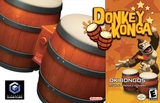 Donkey Konga -- Manual Only (GameCube)