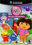 Dora the Explorer: Journey to the Purple Planet (GameCube)