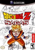 Dragon Ball Z: Sagas (GameCube)