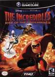 Incredibles: Rise of the Underminer, The (GameCube)
