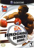 Knockout Kings 2003 (GameCube)