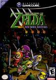 Legend of Zelda: Four Swords Adventures, The (GameCube)
