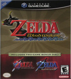 Legend of Zelda: The Wind Waker & Ocarina of Time w/ Master Quest, The (GameCube)
