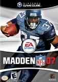 Madden NFL 07 (GameCube)