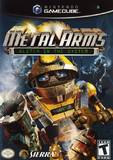 Metal Arms: Glitch in the System (GameCube)