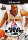 NBA Live 2004 (GameCube)