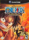 One Piece: Grand Battle! (GameCube)