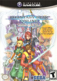 Phantasy Star Online Episode I & II (GameCube)