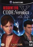 Resident Evil: Code: Veronica X (GameCube)