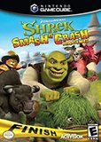 Shrek: Smash 'N' Crash Racing (GameCube)