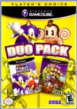 Sonic Heroes / Super Monkey Duo Pack (GameCube)