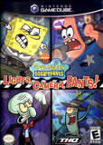 SpongeBob SquarePants: Lights, Camera, Pants! (GameCube)