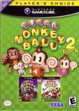 Super Monkey Ball 2 Pack (GameCube)