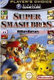 Super Smash Bros. Melee -- Player's Choice (GameCube)