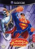 Superman: Shadow of Apokolips (GameCube)
