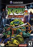 Teenage Mutant Ninja Turtles 2: Battle Nexus (GameCube)