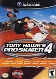 Tony Hawk's Pro Skater 4 (GameCube)