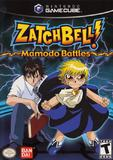 Zatchbell! Mamodo Battles (GameCube)