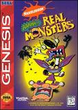 Aaahh!!! Real Monsters (Genesis)