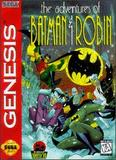 Adventures of Batman & Robin, The (Genesis)