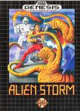 Alien Storm (Genesis)