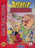 Asterix and the Great Rescue (Genesis)