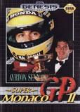 Ayrton Senna's Super Monaco GP II (Genesis)