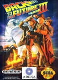 Back to the Future III (Genesis)