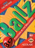 Ballz 3D (Genesis)
