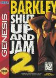 Barkley: Shut Up and Jam! 2 (Genesis)
