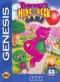 Barney's Hide & Seek Game (Genesis)