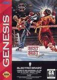 Best of the Best: Championship Karate (Genesis)