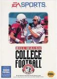Bill Walsh College Football (Genesis)