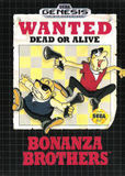 Bonanza Brothers (Genesis)