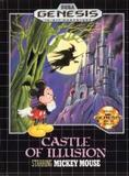 Castle of Illusion: Starring Mickey Mouse (Genesis)