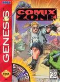 Comix Zone (Genesis)